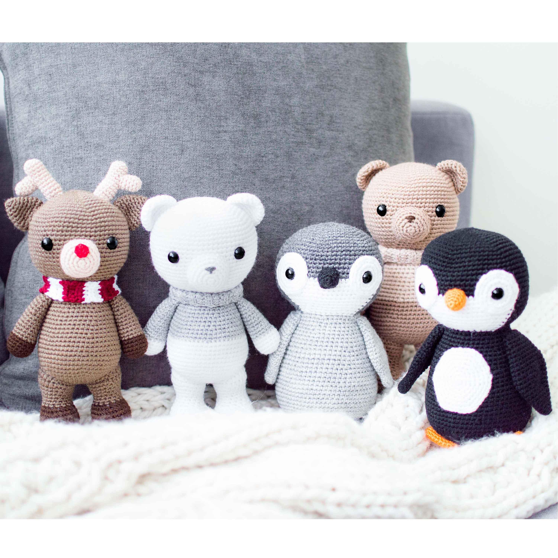 Crochet Amigurumi Bear – ArcheaMystic   3002x3002