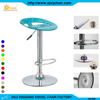 XQ-868 Acrylic Wholesale Factory Direct Sales Modern Bar Stools With Footrest