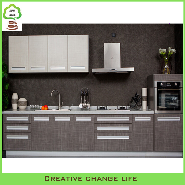 2018 New Model Acrylic Used Kitchen Cabinet Door With