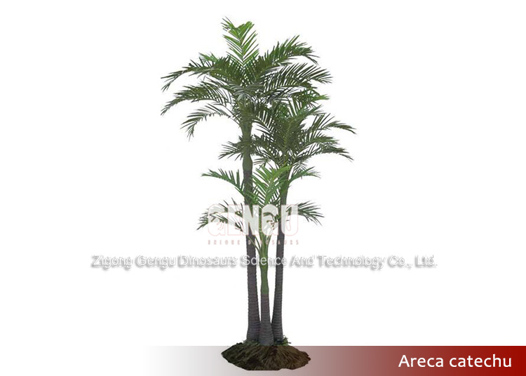 Artificial Decorative Tree Areca Catechu Artificial Plants Outdoor