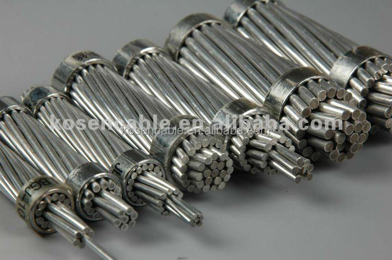 Chinese Standard Aluminum Clad Steel Conductor