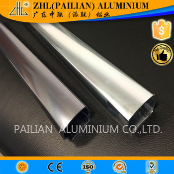 Supper bright polishing bathroom aluminum,shower enclosure aluminum,6463 aluminum extrusion for shower room