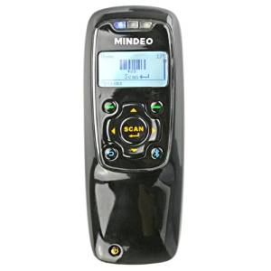 Mindeo MS3390 Bluetooth Wireless Mobile Barcode Scanning Scanner can work with iphone ipad *black*