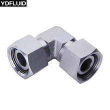 manufacture good quality 45 Degree Elbow/90 Degree Elbow carbon steel hydraulic hose pipe fittings