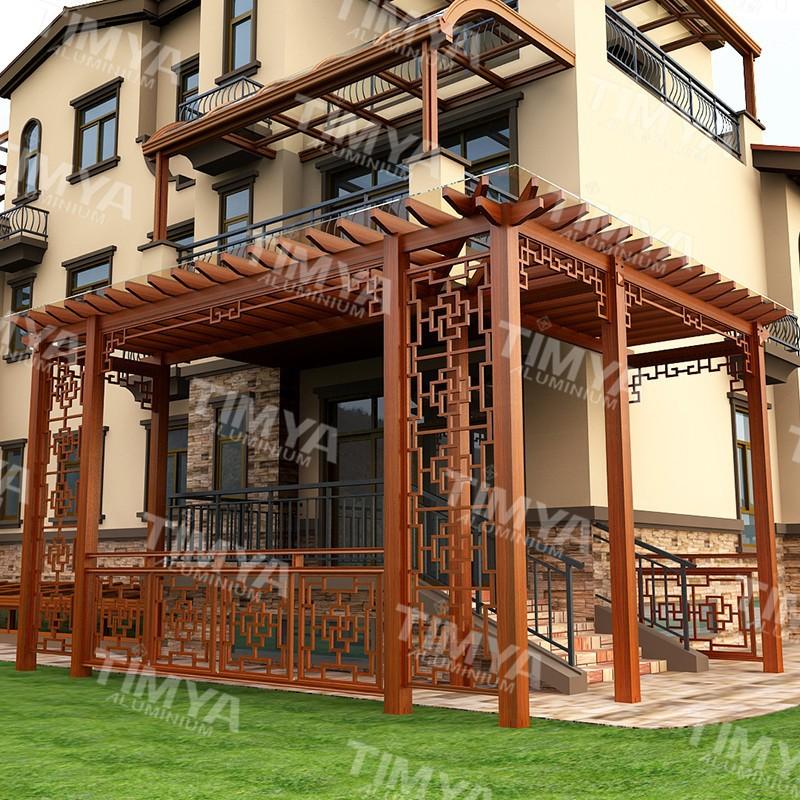 2015 Chinese Garden Arch Bridges Pergolas For Sale