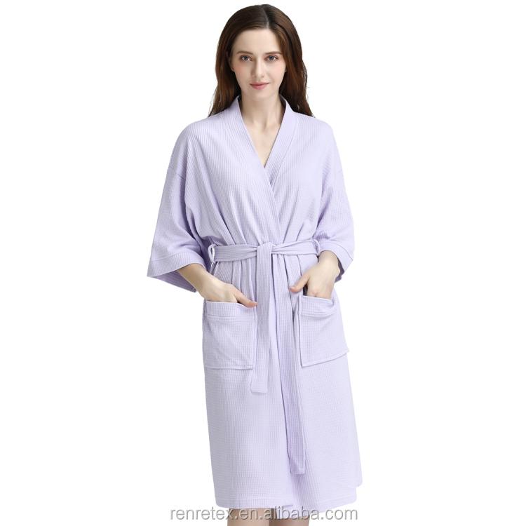 3ffd5b9b3f China women cotton robe wholesale 🇨🇳 - Alibaba