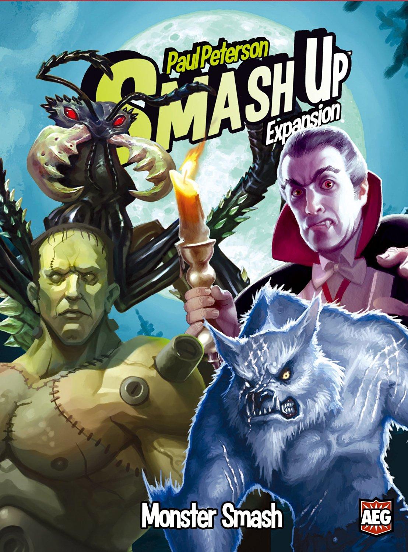 "Smash Up Monster Smash Game ""Expansion"""
