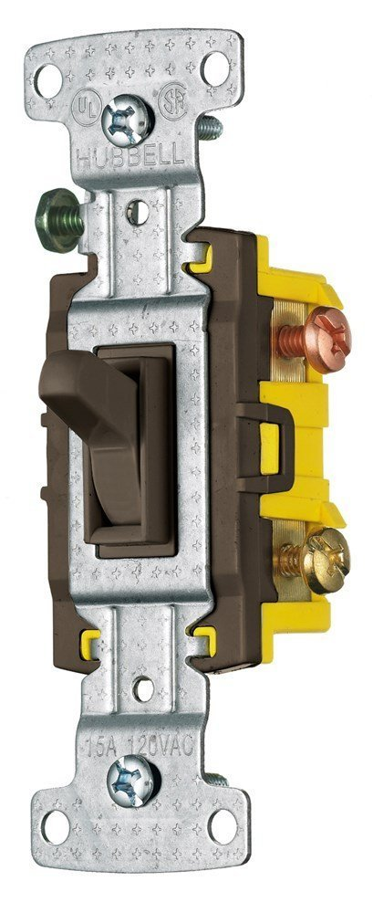 cheap wiring toggle switches, find wiring toggle switches deals on  get quotations · hubbell wiring systems rs315 switches and lighting controls residential grade toggle switches, three way,