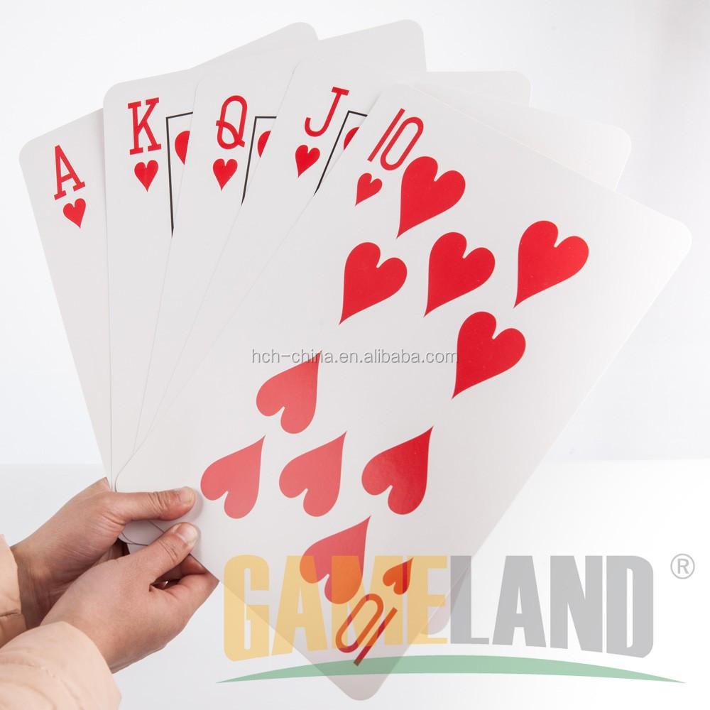 Большие играть карты реальные деньги за регистрацию в казино
