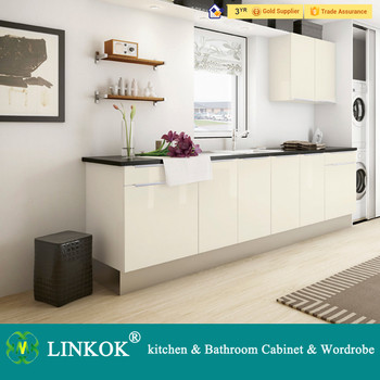 Acrylic Kitchen Cabinet Door And White Shaker Style Kitchen Cabinets Door  And Laminate Kitchen Cabinet Doors Cheap - Buy Acrylic Kitchen ...