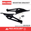 N2 Best 4x4 Parts Dodge Curved Mount for 50in LED Bar with Instruction and Lifetime Warranty