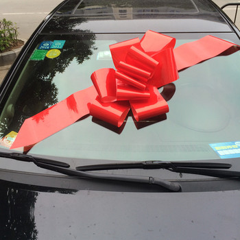Christmas gift bow for car