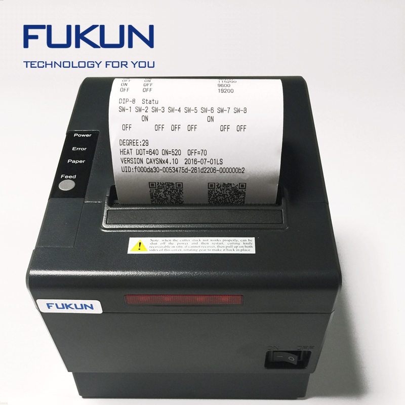 Well Seasoned Technology China Price Pos 80 Printer Thermal Driver By  Esc/pos Command Support - Buy Thermal Printer,80mm Thermal Receip  Printer,Wifi