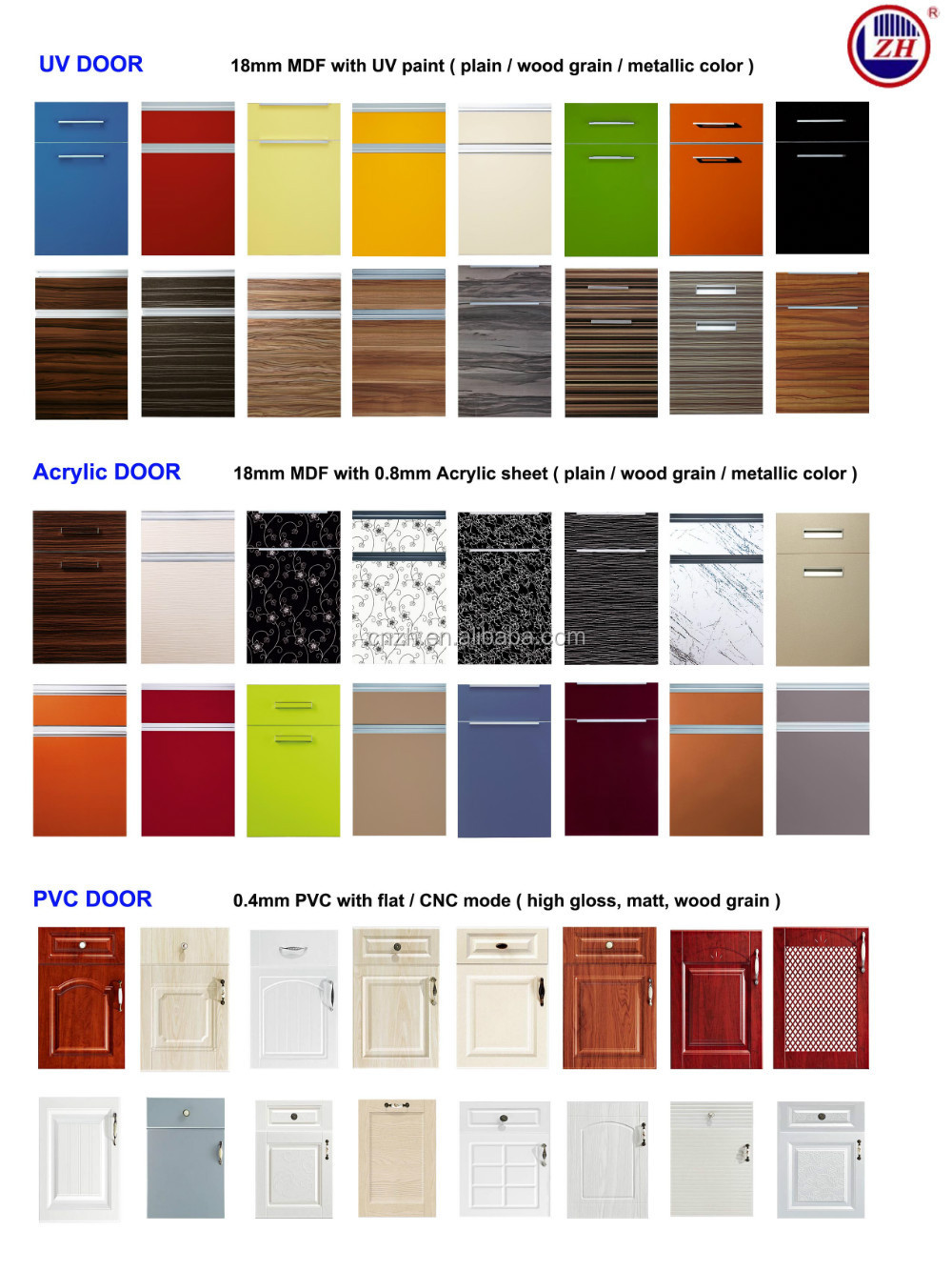 Modular high glossy acrylic lacquer kitchen cabinets buy for Acrylic paint for kitchen cabinets