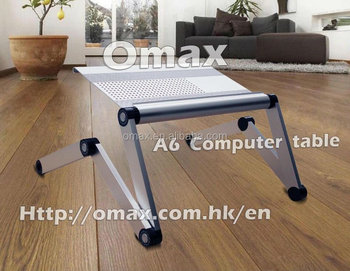 Factory Whole Furniture Computer Standing Desk Recliner Laptop Bed Table Portale Sofa