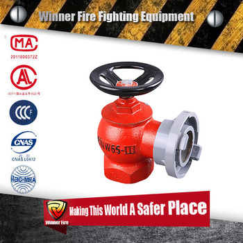 China Top Quality Red Color Fire Hydrant System with Competitive Price