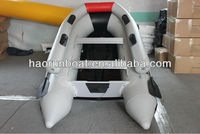 Inflatable Boat 3M with 4-Stroke 9.9HP Outboard motor