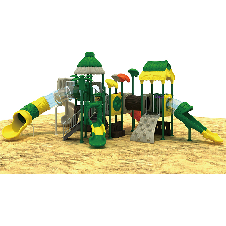 Kids plastic outdoor kindergarten playground games for sale