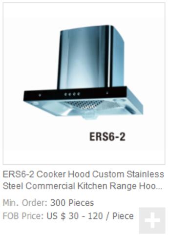 Er9 6 Stainless Steel Filter Range Hood Bbq Round Cooker Hood   Buy  Stainless Steel Filter,Range Hood Bbq,Round Cooker Hood Product On  Alibaba.com