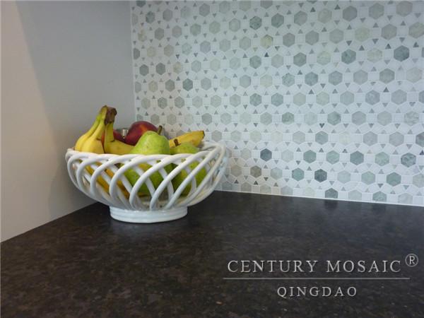 Flower Mosaic Tile Patterns
