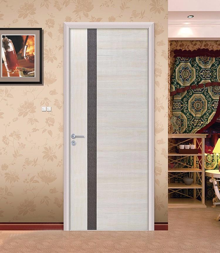 Melamine Material Interior Ecological Doors Sunmica Design