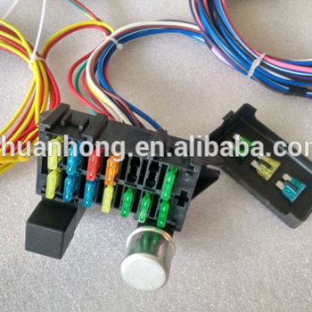 12 Circuit 30 Amp Fuse Box Wire Harness Street Hot Rod - Buy Wiring  Kits,Ford Wiring Harness,Painless Wire Harness Product on Alibaba.comAlibaba.com