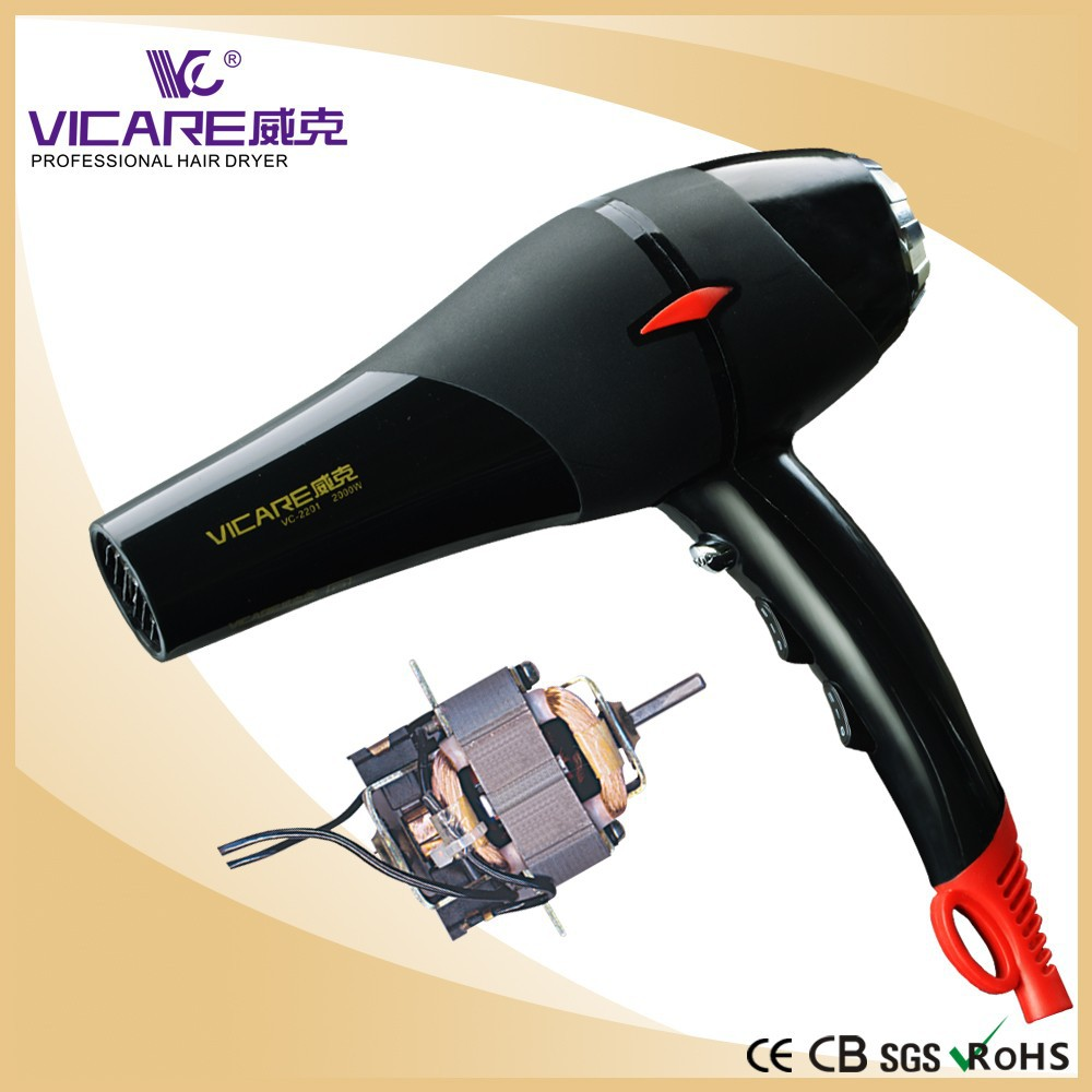 High Temperature Cold Shot professional salon hair dryer Manufacturer salon equipment
