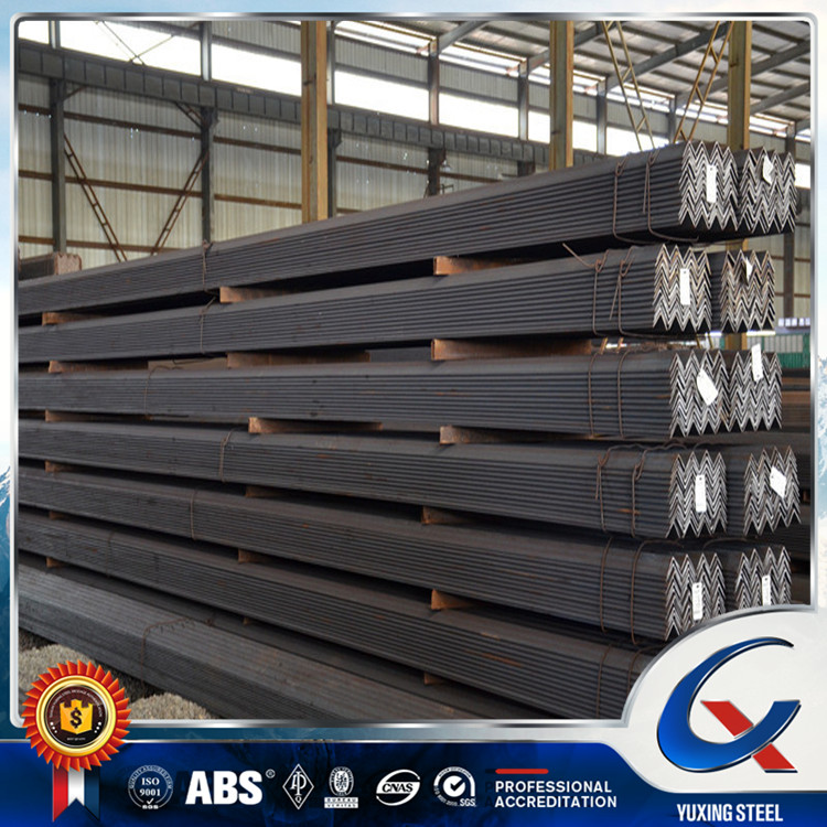 Good Quality Steel Standard Size Angle