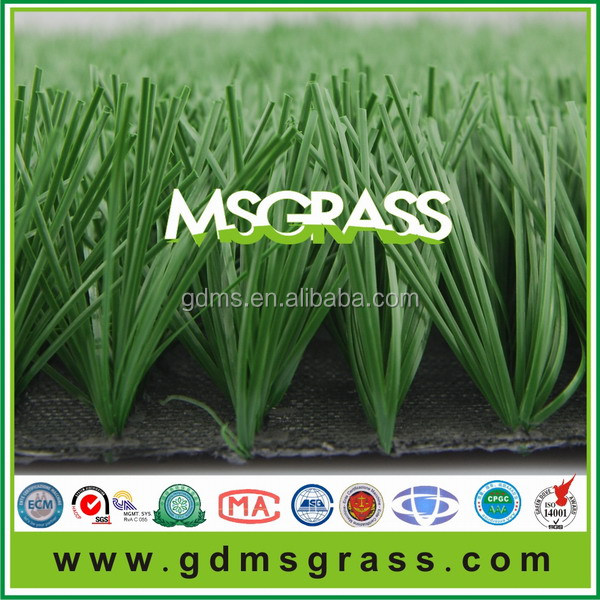 Factory supply green football artificial grass /lawn/ turf/for soccer fields