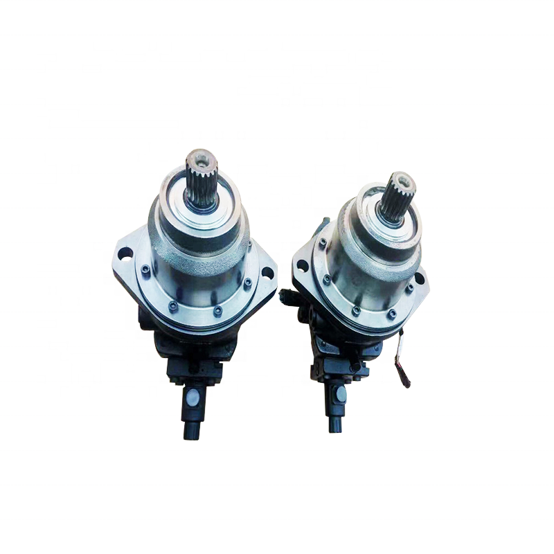 A6VE Series Rexroth A6VE55 A6VE107 Hydraulic Piston Motor For Rotary Drilling Rig