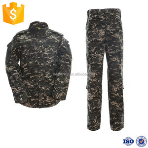 Wholesale military rip stop army suit digital urban camo