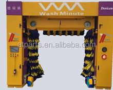 Dericen new design self service high pressure mobile steam car wash machine with CE and high quality