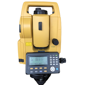 Topcon Reflectorless Total Station GTS-1002 Surveying Instrument for Topographic 3D coordinate Measurement