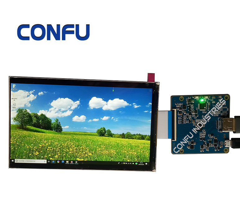 Confu Hdmi To Mipi Dsi Driver Board & Jdi 7 Inch 1200*1920 Lt070me05000 Tft  Ips Lcd Display For Pc Raspberry Pi Config China - Buy Hdmi To Mipi Dsi