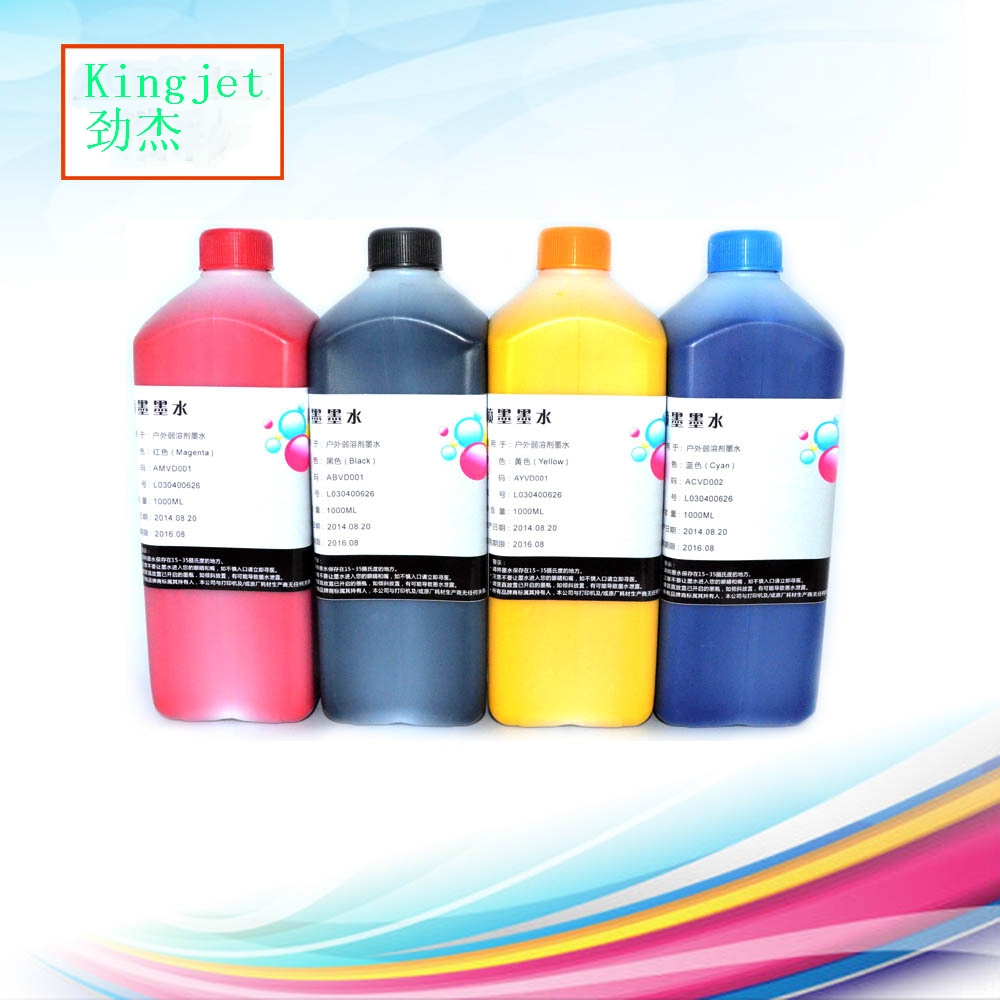 eco-solvent printing ink for epson all DX4 DX5 DX7 printhead