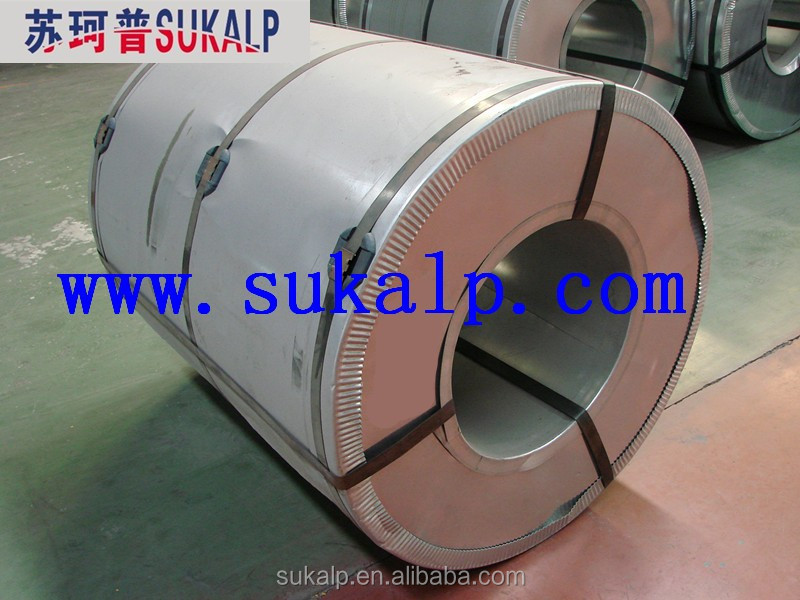 Hot Dipped Cold Rolled Galvanized Steel Coil