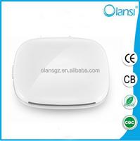 Charcoal deodorant effect/white usb air purifier for car, fridge/Active Antibacterial