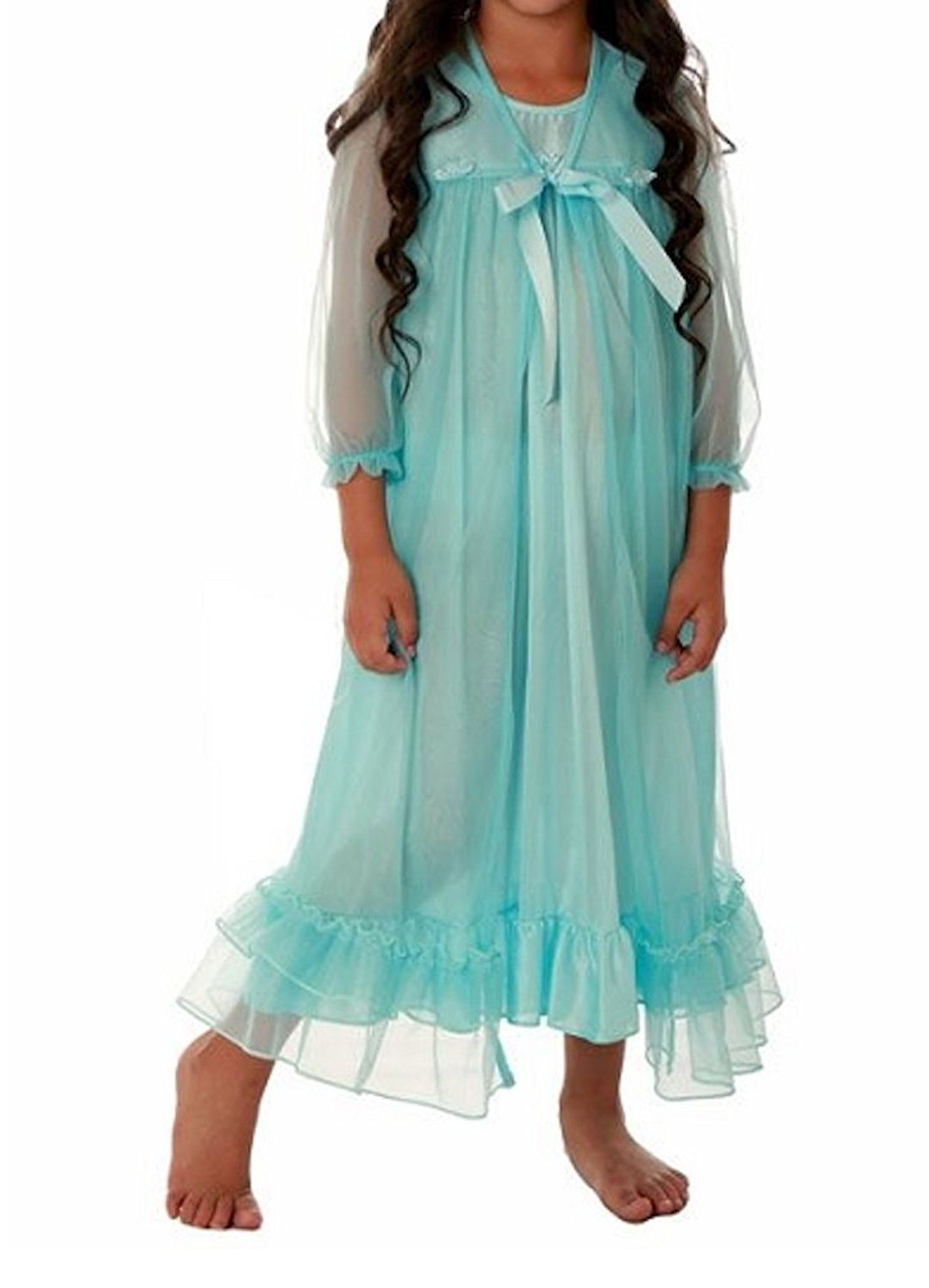 Cheap Long Sheer Nightgown, find Long Sheer Nightgown deals on line ...