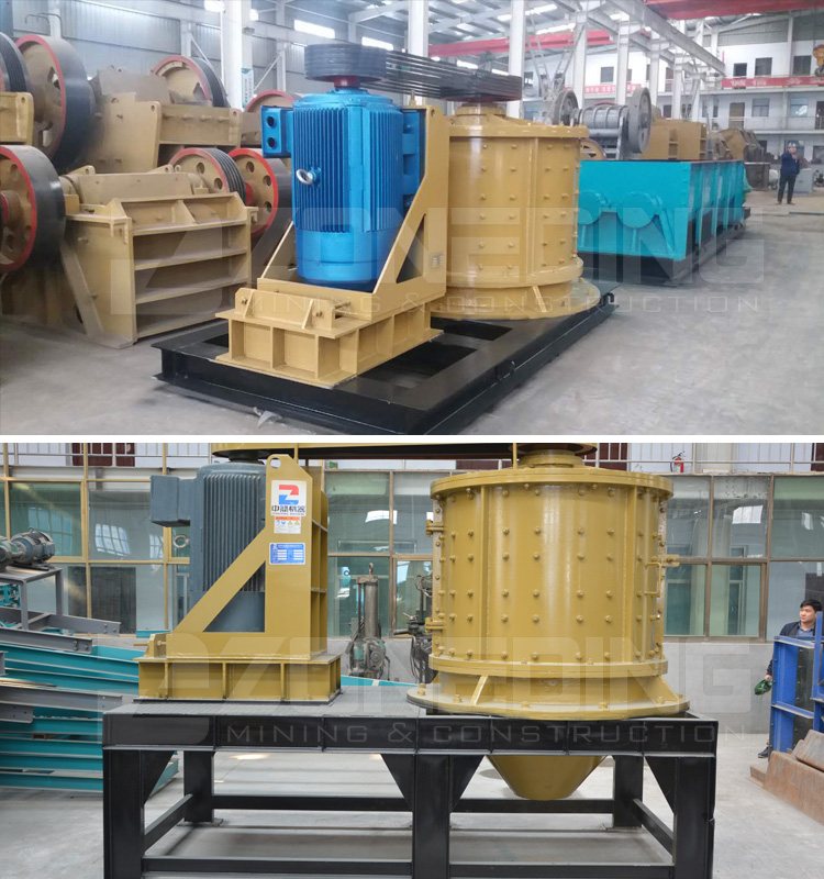 Mining crusher for stone crusher machine parts stone compound crusher manufacturer