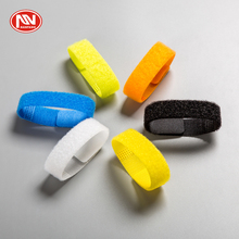 Customized Colorful Reusable Any Size Nylon Cable Tie/Wire Strap