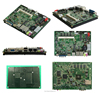 2xLan & 6xCOM mainboard DDR3 Laptop Tested industrial motherboard