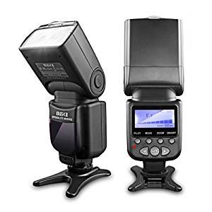 Meike MK-930 II Flash Speedlight/Speedlite for Canon 6D EOS 5D 5D2 5D Mark III II AS Yongnuo YN-560 YN560 II YN560II