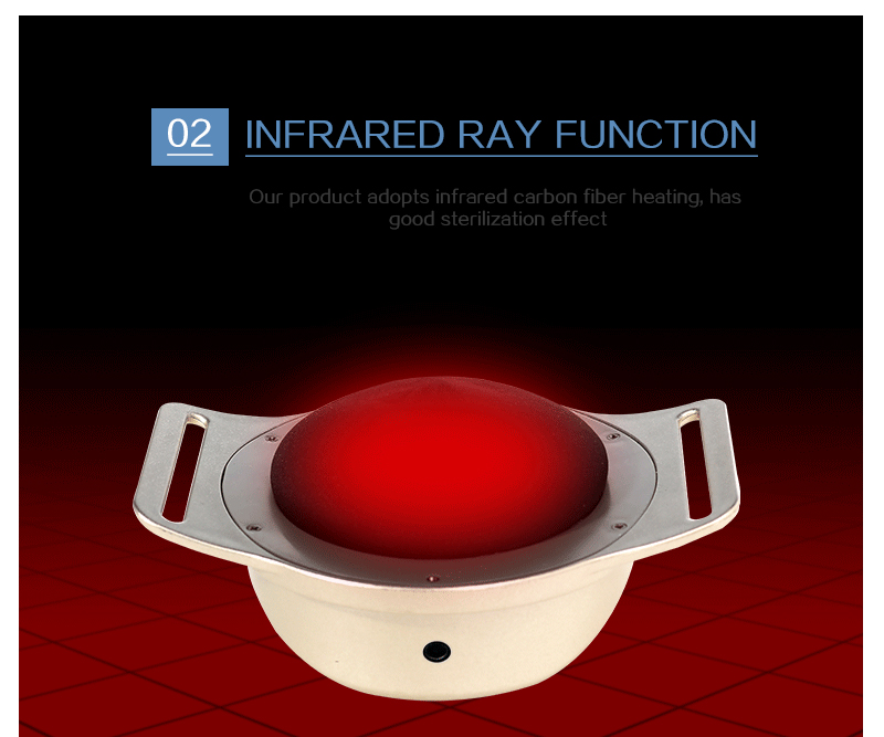 2019 großhandel bauch elektrische vibrierende infrarot heizung bauch massage gürtel