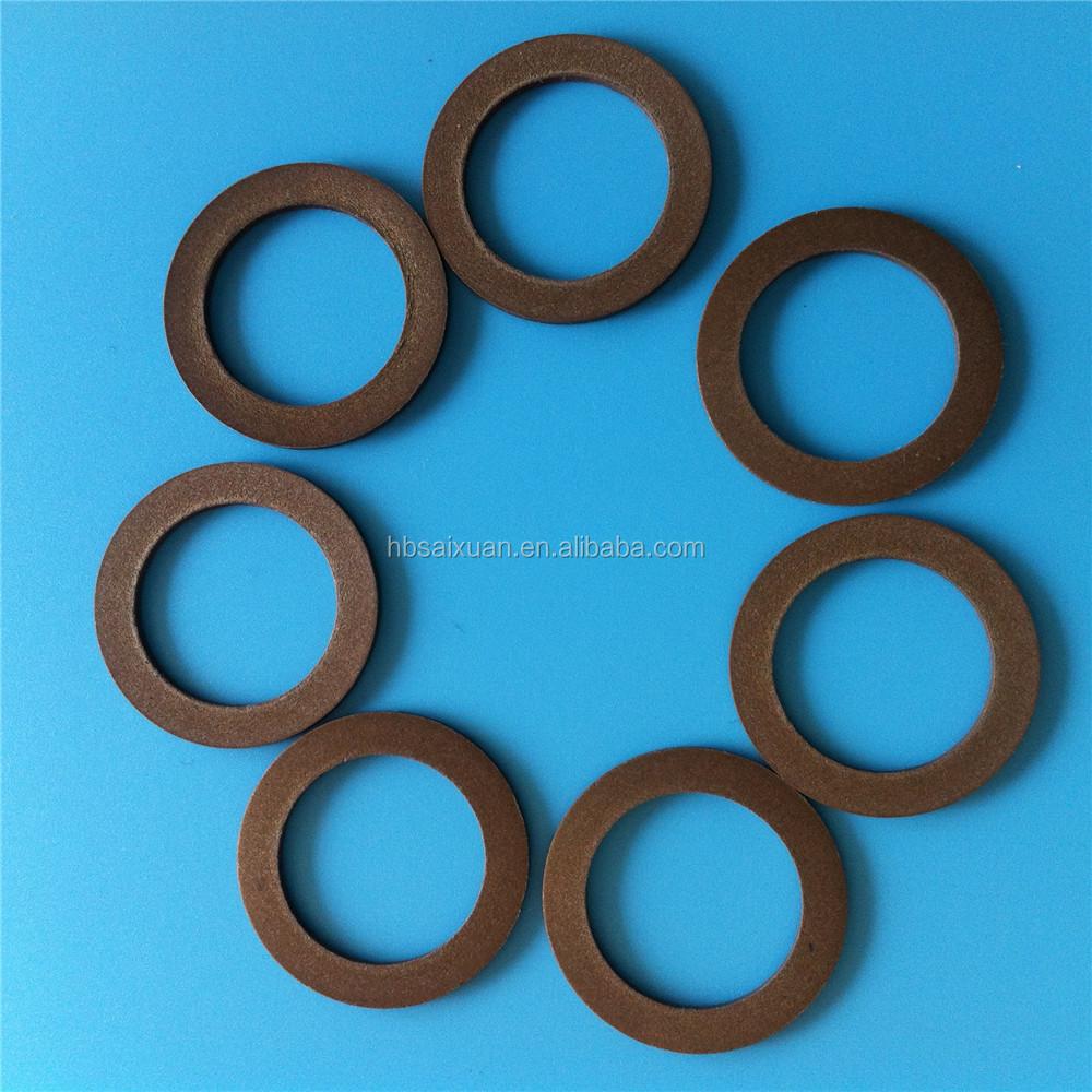 Ptfe backup ring teflon gaskets washer ball valve