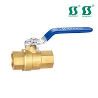 promotion price ball valve brass factory supply high quality new design