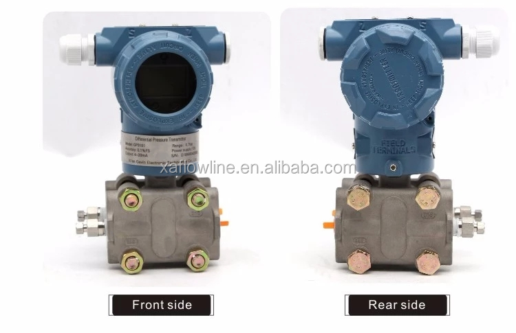 lowe price  differential air pressure transmitter for corrosive liquid