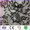 Stretchy knitted lace fabric for boot socks of women
