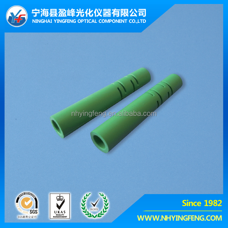 FTTH 2016 Hot new market made in china manufacturer low price list LC Fiber optic connector 2.0-3.0 Aqua Green Boot with net