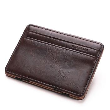 Mannen Portemonnee Goedkoop.Goedkope Merk Jinbaolai Portemonnee Vintage Lederen Card Wallet Mens