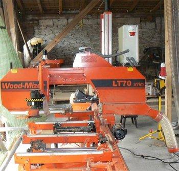 Wood Mizer Lt 70,Band Saw,Used Machine,6 Month Used Olny - Buy Wood Mizer  Band Saw Product on Alibaba com